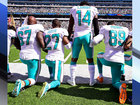 Dolphins to discipline players who kneel