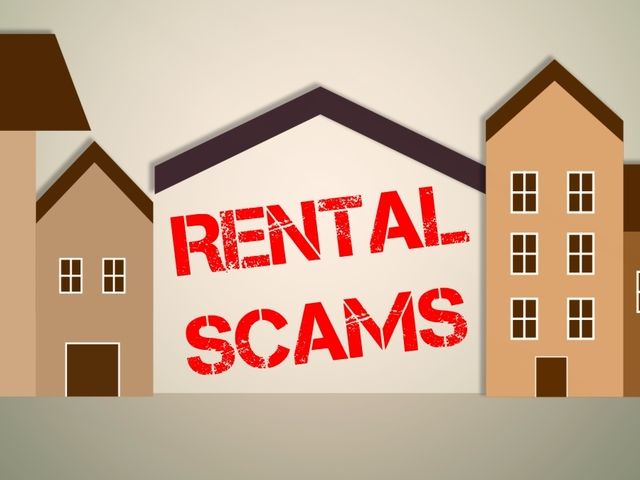 Top five rental scams and seven ways to avoid becoming a victim of a