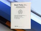 Fresh and frozen, raw ground beef recalled