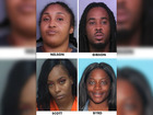 Retail theft ring busted in Polk County