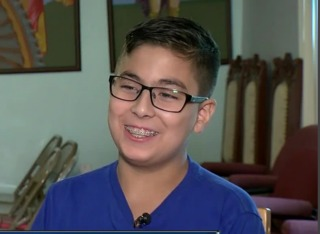 11-year-old to graduate St. Petersburg College
