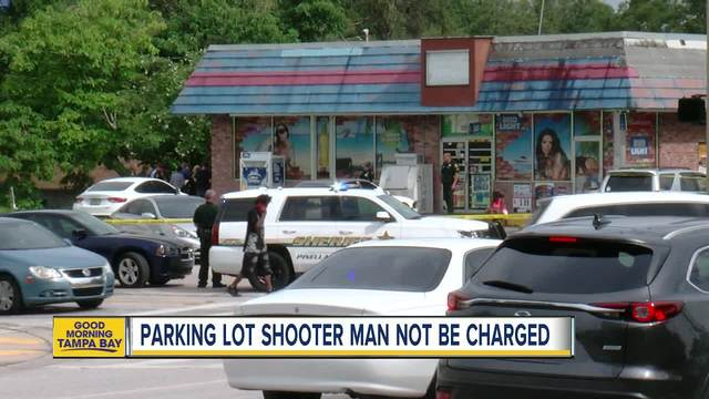 Video shows deadly shooting over parking spot at for Michaels craft store tampa