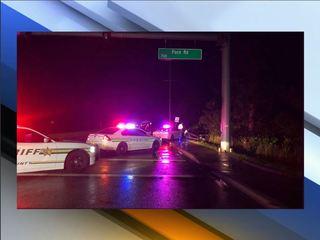 Man shot by Polk County deputies after pursuit