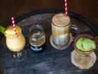 Beans & Barlour serves boozy frozen desserts