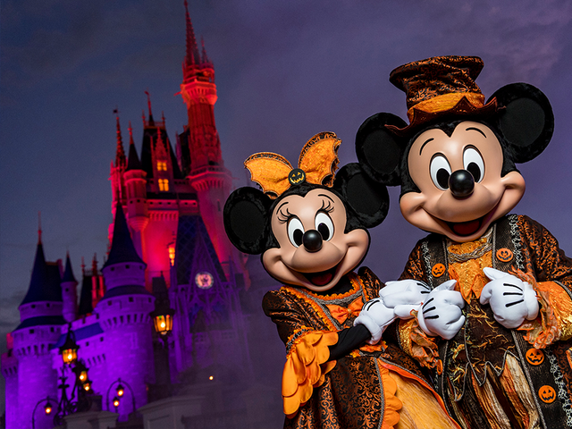 new tricks and treats coming to mickeys not so scary halloween party at walt disney world abcactionnewscom wfts tv