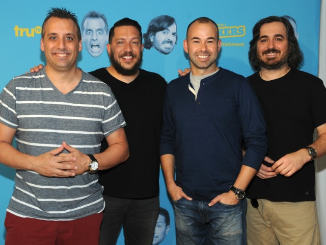 Impractical jokers to bring comedy tour to tampa bay abcactionnews impractical jokers to bring comedy tour to tampa bay m4hsunfo