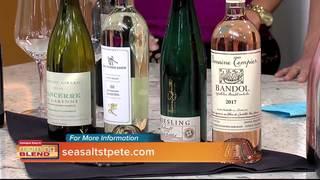 Summertime Wines with Sea Salt St. Pete