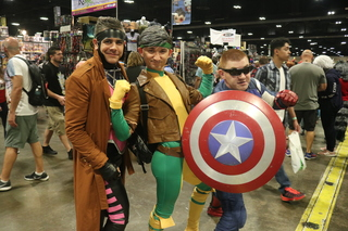 PHOTOS: Best costumes of Tampa Bay Comic Con