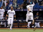 Rays win on Willy Adames' 9th inning home run