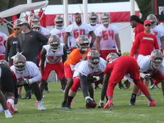Bucs take on Dolphins in first preseason game