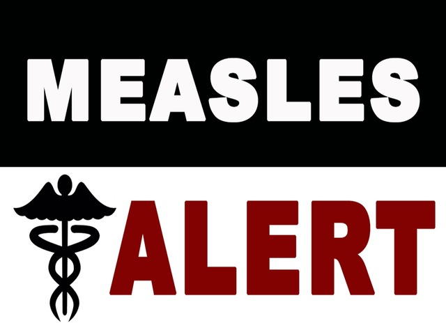 Child contracts measles in Pinellas County