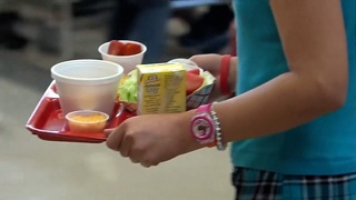 Parents say students are rushing through lunch