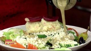 Little Greek Serves Up Salad!
