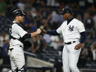 Happ shines for Yankees again in win over Rays