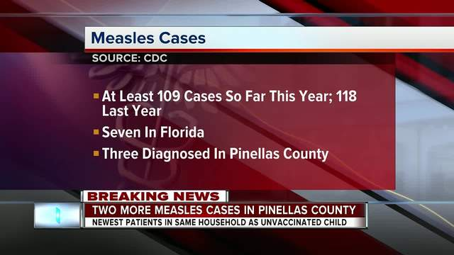 21 dead as doh declares measles State health officials say a 5-year-old child in the twin cities was infected with measles in another country and was likely infectious in minnesota for the past week.