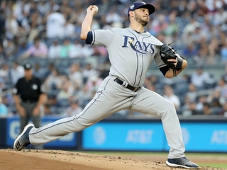Rays shut down Yankees for 6-1 victory