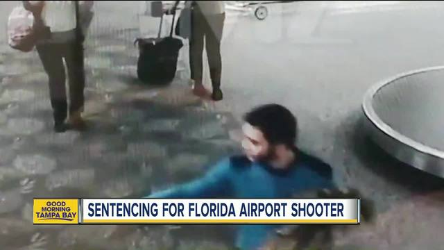 Alaska man faces life in prison for Florida airport shooting