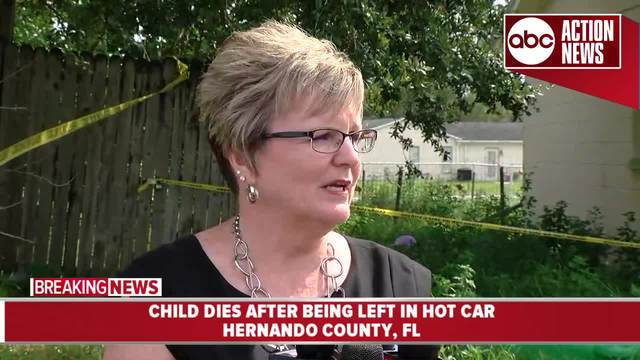 9-month-old dies after being left in hot car- presser