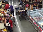 Woman steals elderly customers wallet at store