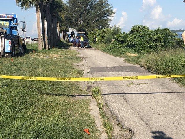 Driver dies after single-vehicle wrong-way crash