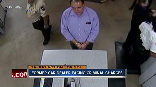 Image result for auto dealer arrested