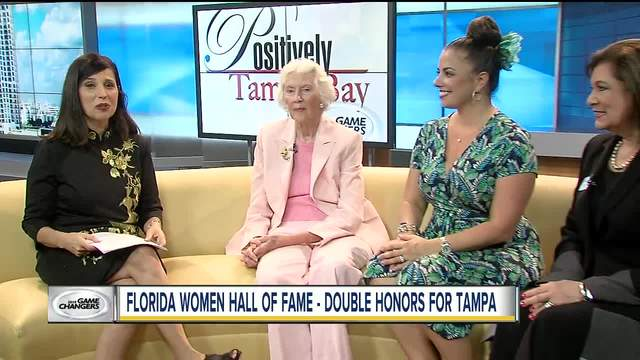 Positively Tampa Bay- Women-s Hall of Fame