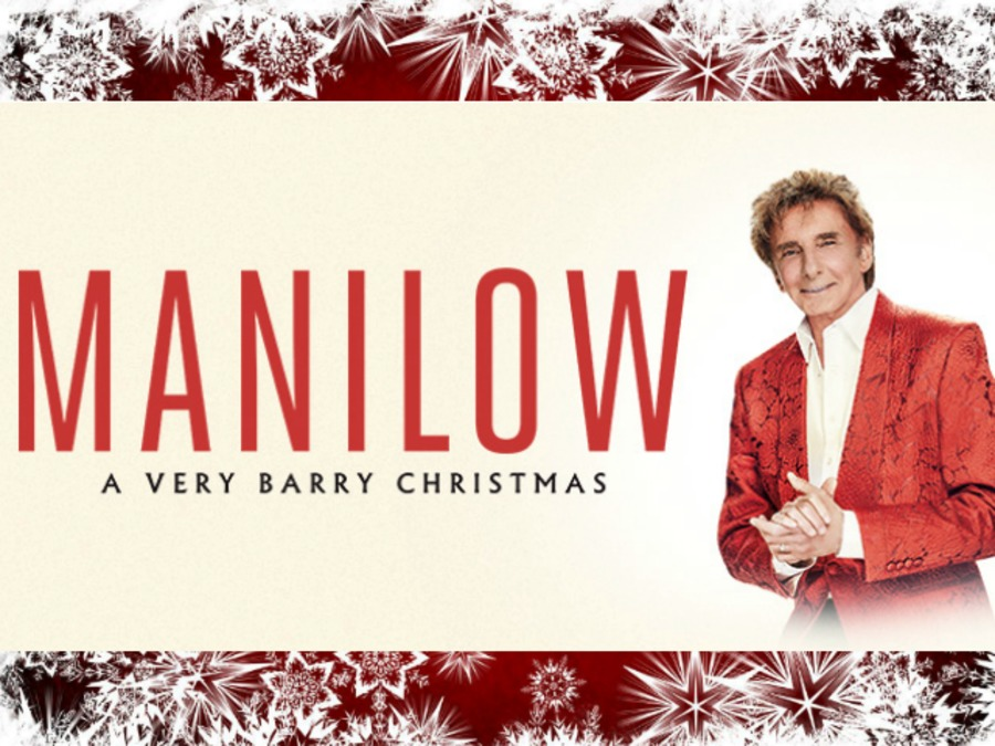 Barry Manilow to bring Christmas concert to Tampa Bay ...