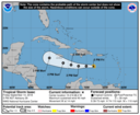 Isaac regains Tropical Storm strength
