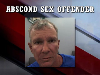 Deputies searching for absconded sex offender