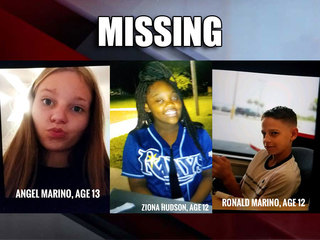 Three missing kids from Sebring found safe