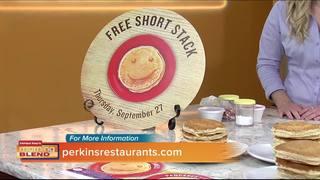 Perkins - Free Pancake Day