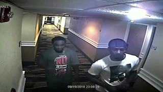 Deputies looking for sexual battery suspects