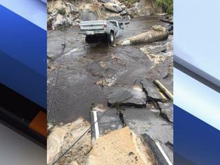 PHOTOS | Lakeland Police Sgt captures damage