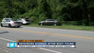 Deputies: Decomposed body found in Pasco County