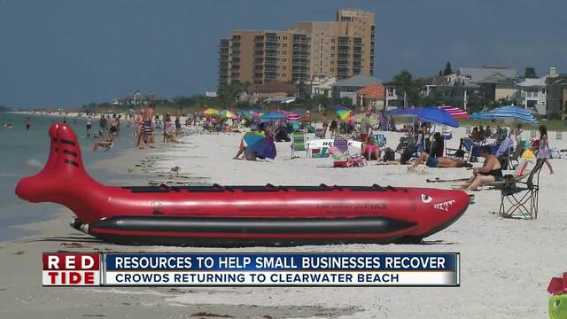 Disaster Loan Center opens in Clearwater to assist businesses affected…