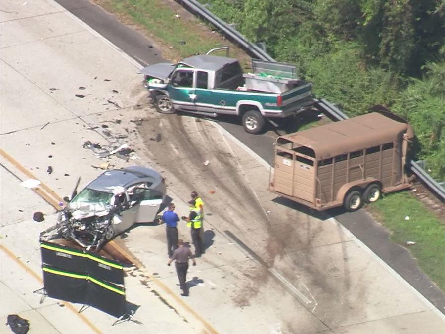 Four People Dead In Threecar Crash In Lakeland Abcactionnewscom - Lakeland car show 2018
