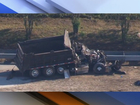 Deadly dump truck crash blocks SB I-275
