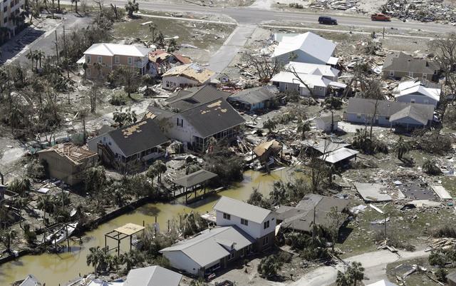 Photos Hurricane Michael Slams Florida Panhandle