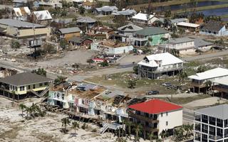 PHOTOS: Hurricane Michael slams FL Panhandle
