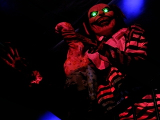 Haunted house's red tide theme benefits beaches