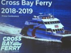 Ferry from Tampa to St. Pete starting Nov. 1