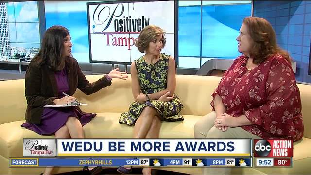 Positively Tampa Bay- WEDU Be More Awards