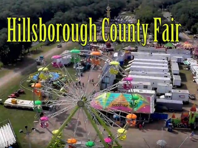 Hillsborough County Fair Brings Two Weekends Of Fun To Tampa Bay - Florida state fairgrounds car show