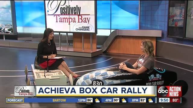 Positively Tampa Bay- Achieva Box Car Rally