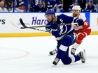 Stamkos gets 1st goal as Bolts beat Red Wings