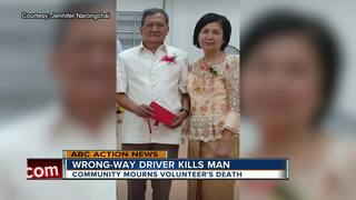 Man killed by wrong way driver on Selmon Expwy