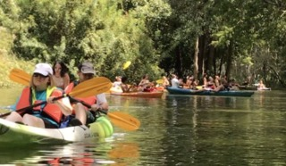 State reduces kayak launches in Weeki Wachee
