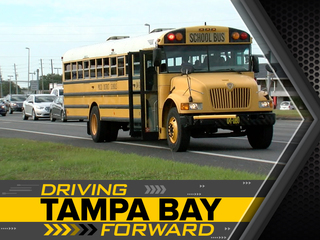 Deputies cite drivers for not stopping for buses
