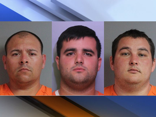Sheriff: 3 Officers smuggled cash into jail