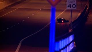 Man critically injured after crash